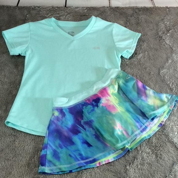 e4808ce8dcfd Champion Other - Girls champion skirt short set (Kr-001)
